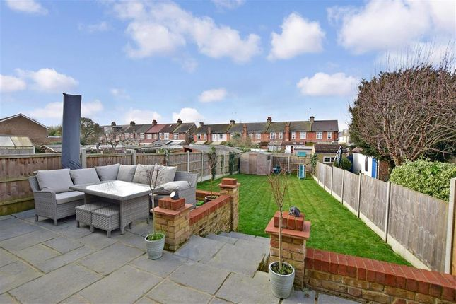 Rear Garden of Wrotham Road, Gravesend, Kent DA11