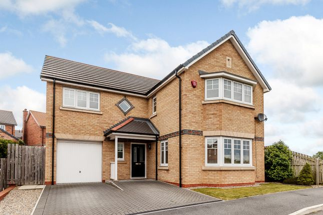 Thumbnail Detached house for sale in Crossways Court, Durham