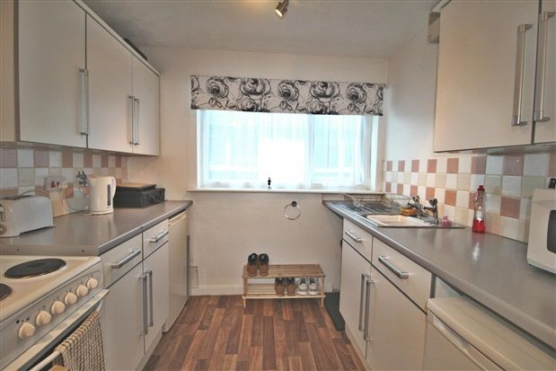 Kitchen of Brecon Close, Blackpool FY1