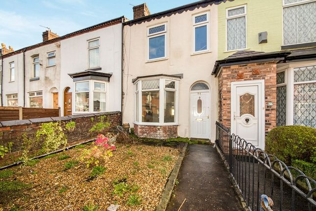 Thumbnail Terraced house to rent in Walkden Road, Worsley, Manchester