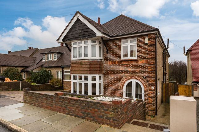 Thumbnail Detached house for sale in Sharpthorne Crescent, Portslade, Brighton