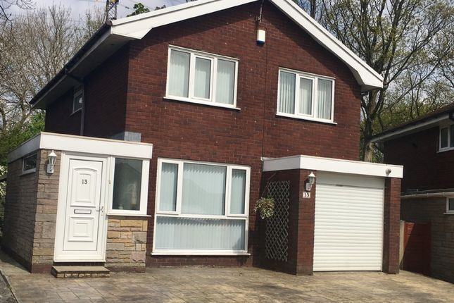 Thumbnail Detached house for sale in Woburn Avenue, Bolton
