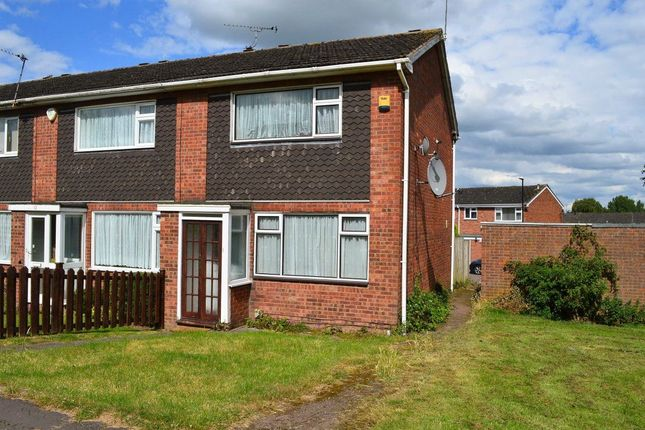 Thumbnail Terraced house to rent in Shillingstone Close, Walsgrave, Coventry