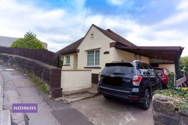 Thumbnail Detached bungalow for sale in Penygarn Road, Penygarn, Pontypool