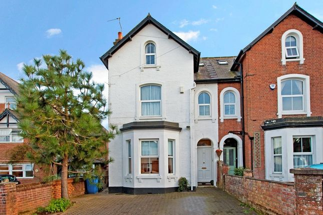 Thumbnail Semi-detached house to rent in The Crescent, Maidenhead