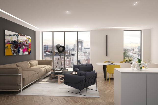 Thumbnail Duplex for sale in North One Development, Northdown Street, Kings Cross, London