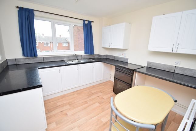 Thumbnail Flat to rent in St James Court, Havercroft, Wakefield