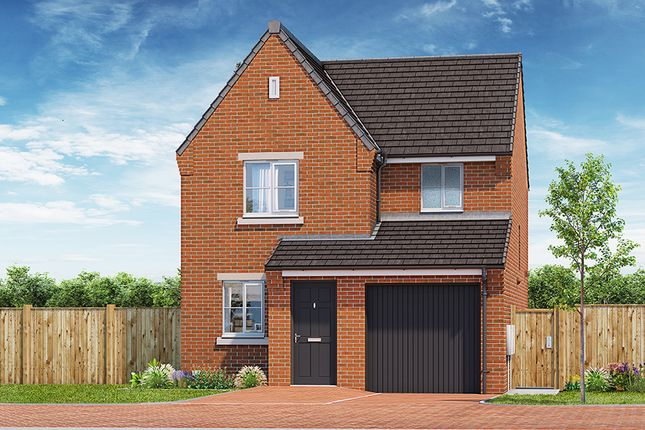"""Thumbnail Property for sale in """"The Fern"""" at Gynsill Lane, Anstey, Leicester"""