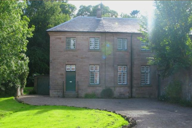 Thumbnail Semi-detached house for sale in Chillingham, Alnwick