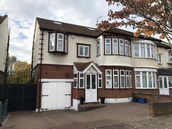 Thumbnail Semi-detached house for sale in Wanstead Park Road, Cranbrook, Ilford