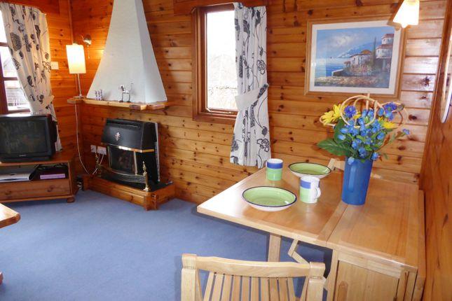 Living Room of Invernahavon Chalet Park, Newtonmore PH20