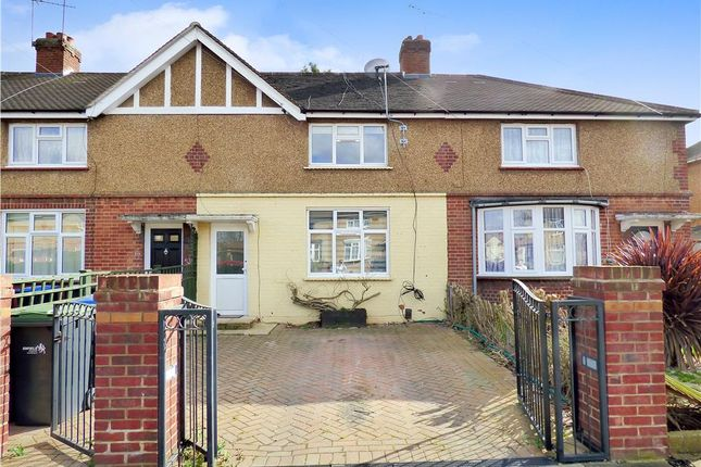 Thumbnail Terraced house for sale in St. Edmunds Road, London