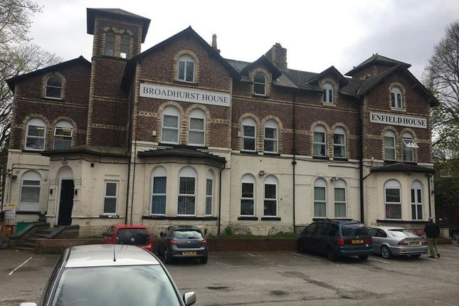 Office to let in Enfield And Broadhurst House, Bury Old Road, Salford, Greater Manchester