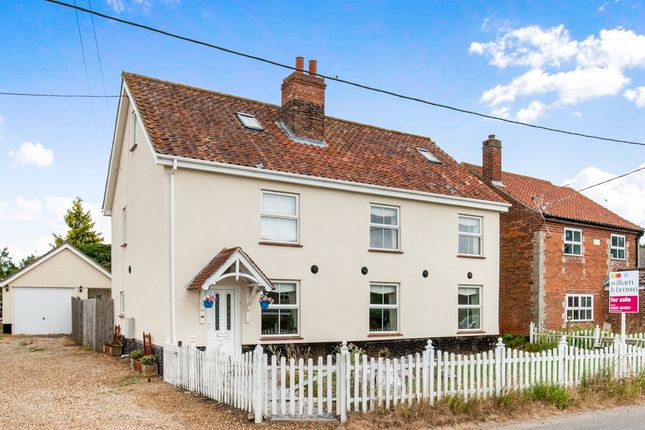 5 bed cottage for sale in The Street, Ovington, Thetford IP25