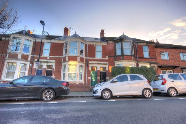 Thumbnail Flat to rent in Shortridge Terrace, Jesmond, Newcastle Upon Tyne
