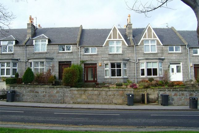 Thumbnail Terraced house to rent in Ferryhill Road, Aberdeen