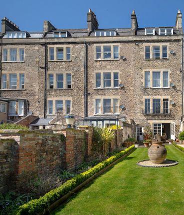 Thumbnail 2 bedroom maisonette for sale in Walcot Terrace, Bath