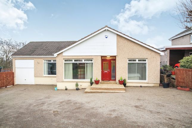 Thumbnail Detached bungalow for sale in Huntly Drive, Cambuslang, Glasgow