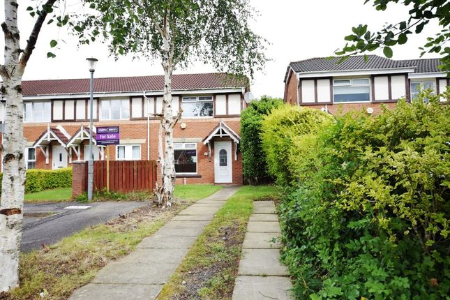 Thumbnail Terraced house for sale in Ross Drive, Airdrie