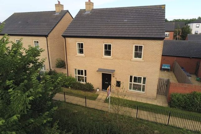 Thumbnail Detached house for sale in Orion Way, Doncaster