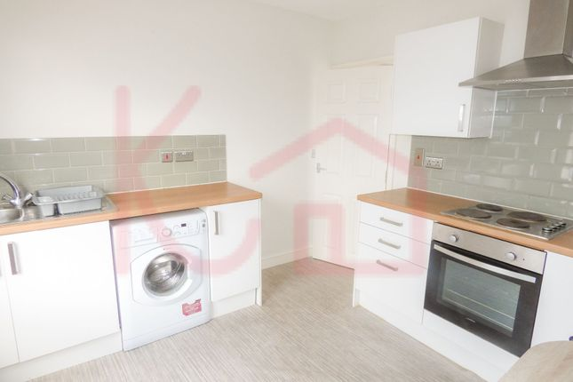Thumbnail Studio to rent in Flat 2, St Mary's Crescent