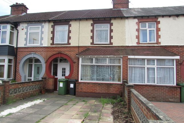 3 bed terraced house for sale in Hawthorn Crescent, Cosham, Portsmouth
