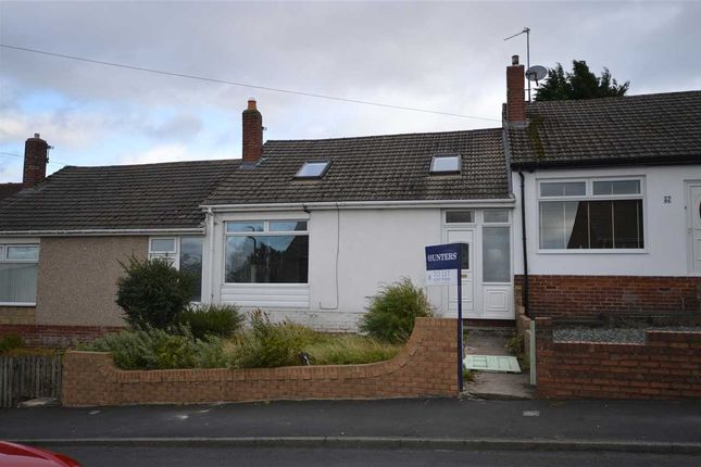 Thumbnail Bungalow for sale in Backstone Road, Bridgehill, Consett