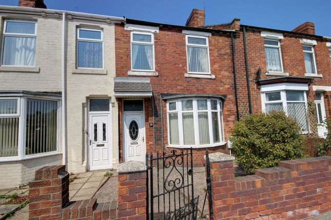 Thumbnail Terraced house for sale in Electric Crescent, Houghton Le Spring