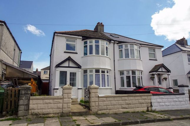 Thumbnail Property to rent in Orchard Road, Plymouth, Devon