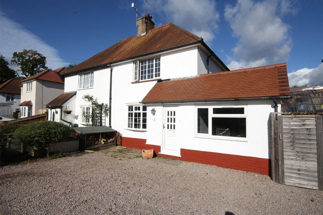 3 bed semi-detached house for sale in Beechwood Villas, Salfords, Surrey