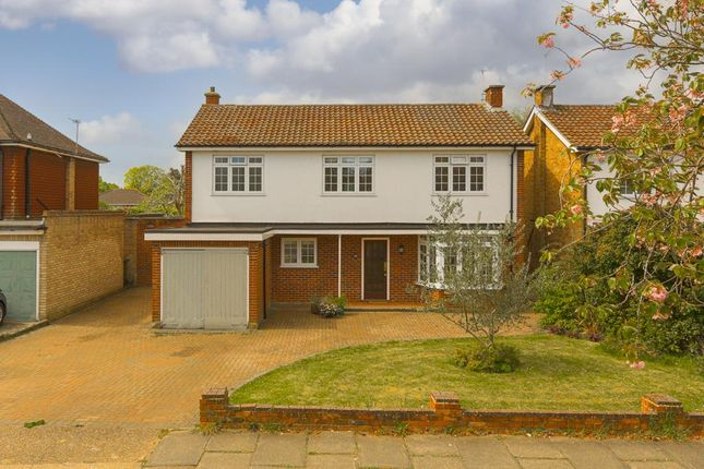 Thumbnail Detached house for sale in Dorling Drive, Epsom