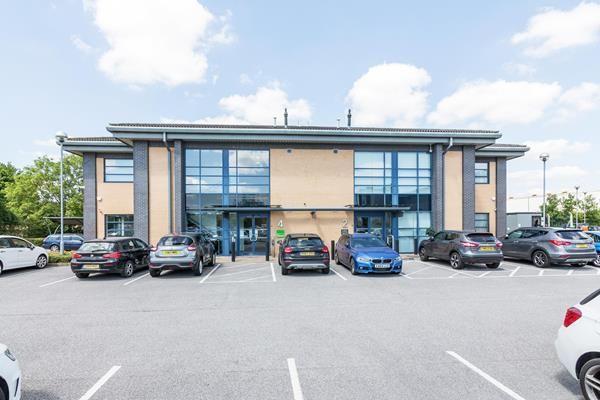 Thumbnail Office to let in Unit 4, Aspect Court, Aspect Business Park, Nottingham