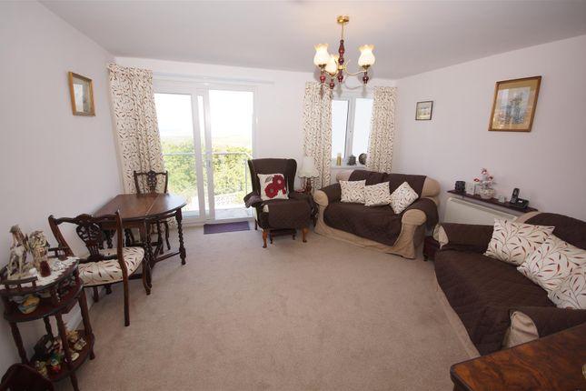 Living Room of Dolphin Court, Northam, Bideford EX39