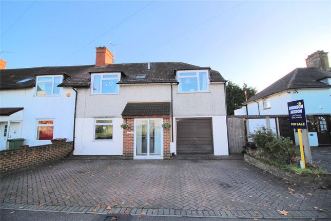 Thumbnail Semi-detached house for sale in Colyers Lane, Northumberland Heath, Kent