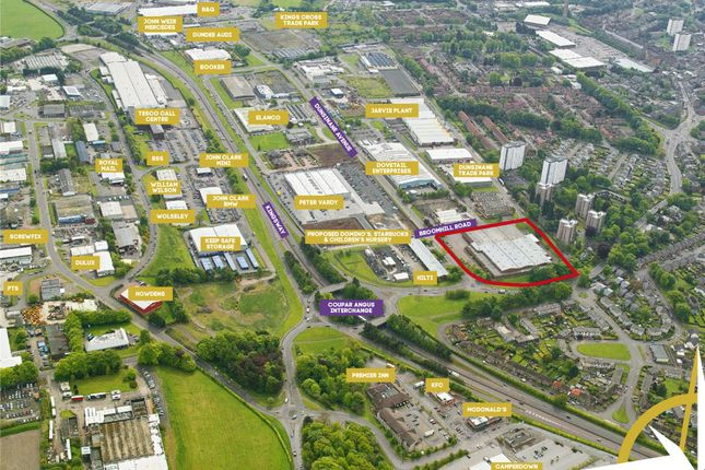 Thumbnail Industrial for sale in Block 31 Broomhill Road, Dundee