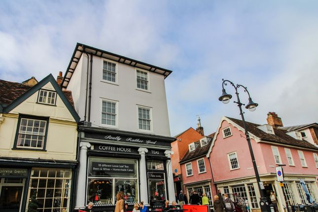 Thumbnail Flat for sale in Abbeygate Street, Bury St. Edmunds