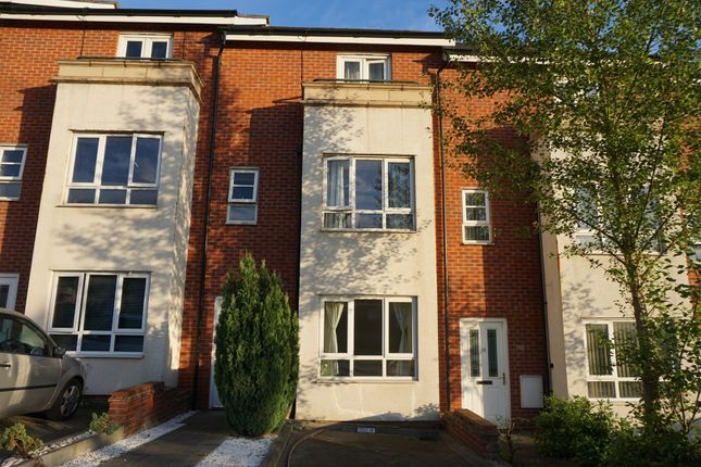 Thumbnail Terraced house to rent in City View, Birmingham