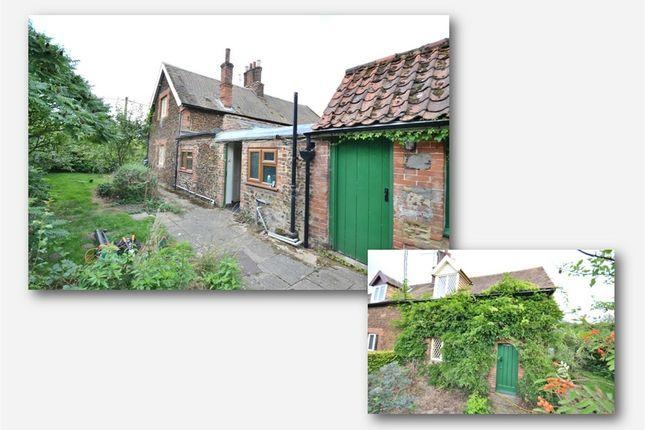 Thumbnail Semi-detached house for sale in Lynn Road, Hillington, King's Lynn