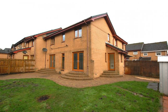 Thumbnail Terraced house for sale in Forgewood Path, Airdrie, Lanarkshire