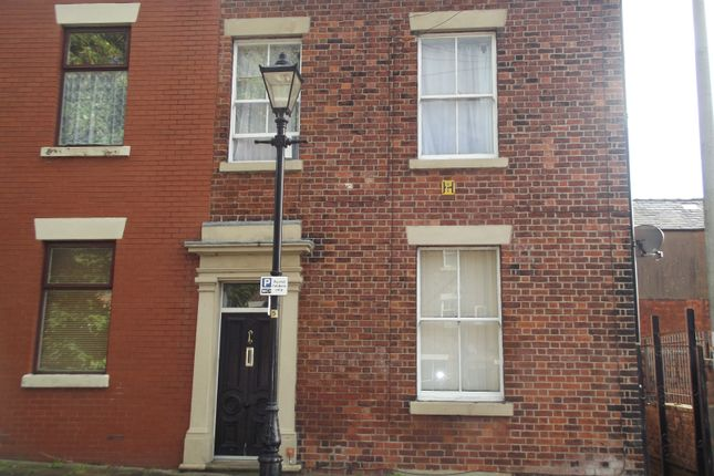 Thumbnail Terraced house to rent in Stanley Place, Preston