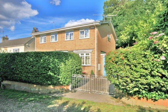 Semi-detached house for sale in Lilliput Road, Canford Cliffs, Poole