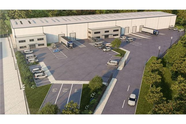 Thumbnail Warehouse for sale in Rockhaven - Phase 2, Cabot Park, Poplar Way East, Bristol, Avon, UK