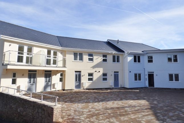 Thumbnail Flat for sale in Coombe Road Torquay