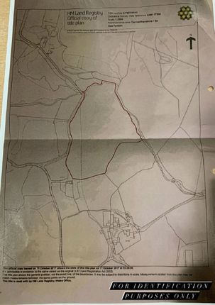 Thumbnail Land for sale in Derwydd Road, Ammanford, Carmarthenshire.