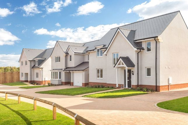 The Development of Bloor Homes @ Pinhoe, Pinncourt Lane, Pinhoe, Exeter EX1