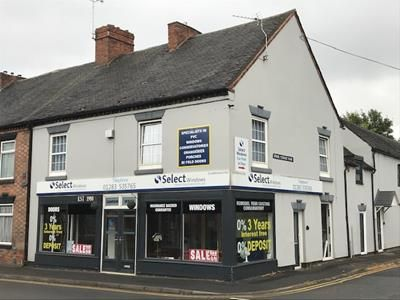 Thumbnail Retail premises to let in St Peter's Street, Stapenhill, Burton Upon Trent, Staffordshire