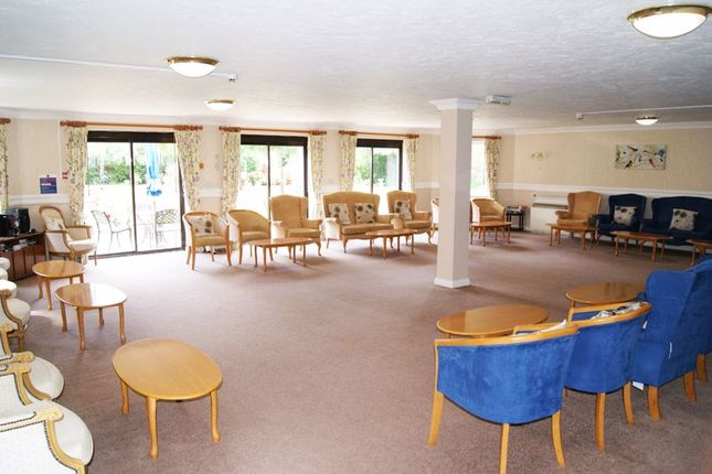 Residents Lounge of Cromwell Lodge, Barking IG11