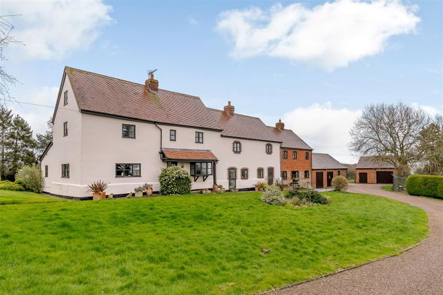 Thumbnail Detached house for sale in Bredenbury, Bromyard, Herefordshire