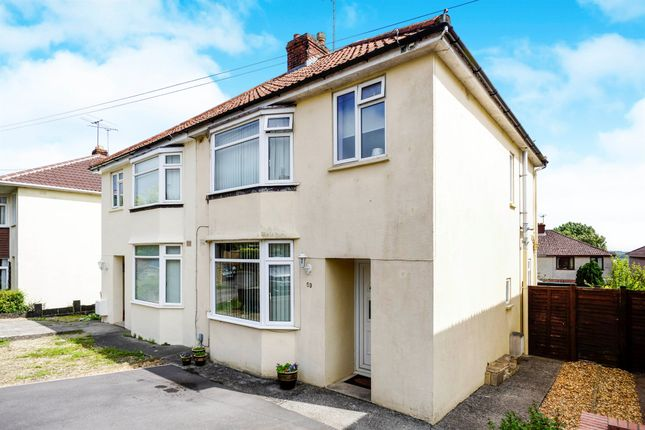 Thumbnail Semi-detached house for sale in Robins Lane, Frome