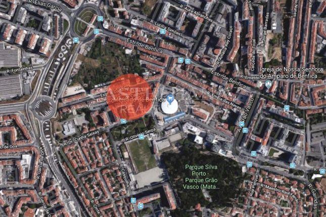 Thumbnail Land for sale in Mercado, Benfica, Lisboa